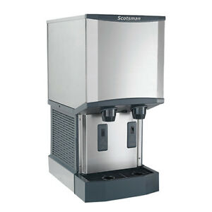 Meridian Countertop Ice Maker dispenser Nugget Ice 260 Lb Prod 16 1 4 W