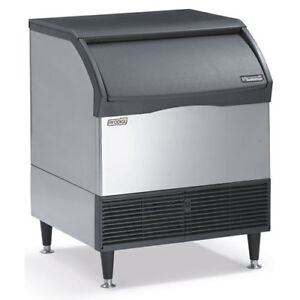 Undercounter Ice Machine Air Cooled 250 Lbs Production 30 w Medium Cube