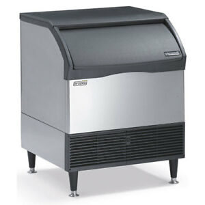 Undercounter Ice Machine Air Cooled 250 Lbs Production 30 w Small Cube
