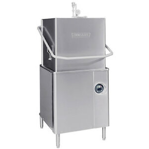 Hobart Am15 1 Single Rack Dishwasher High Temperature 3 Phase