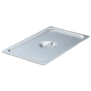 Vollrath 93100 Steam Table Solid Cover For Full size Super Pan 3