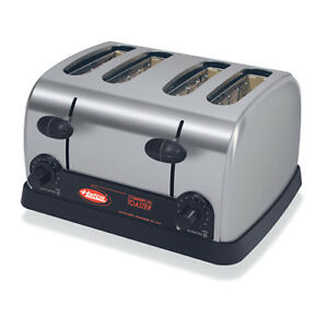 Hatco Tpt 120 Commercial Pop Up Toaster