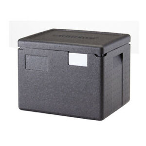Cambro Epp280sw110 Cam Gobox Insulated Food Pan Carrier 23 6 Qt