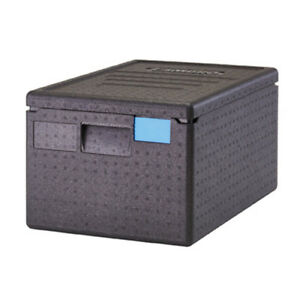 Cambro Epp180sw110 Cam Gobox Insulated Food Pan Carrier 48 6 Qt