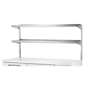 True 914984 Double Overshelf For 60 w Prep Tables