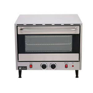 Star Ccoh3 Electric Convection Oven Big Countertop For Sheet Pans