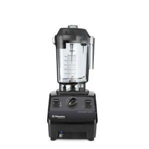 Vitamix 62824 Heavy Duty Drink Blender With Timer 48 Oz Capacity