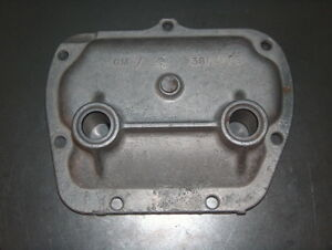 1966 68 Chevy Pontiac Muncie 4 Speed M20 M21 M22 Transmission Side Cover 3884685