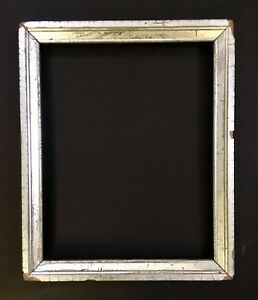 19th Century Silver Gilt Frame Liner