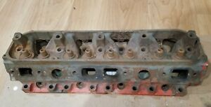 Dodge Plymouth Chrysler 383 400 440 Bare Cylinder Head 1971 73 Cast 3462346