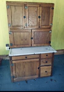 Beautiful Hoosier Cabinet