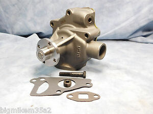M37 Dodge Power Wagon M43 New Water Pump For 230 Ci Flat Head 6 Cylinder Engine