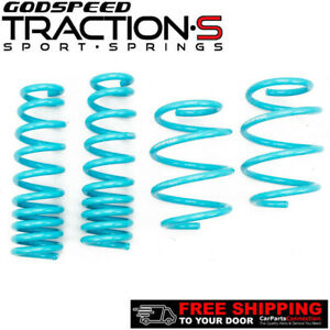Godspeed Project Traction s Lowering Spring For Kia Stinger 2018