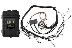 Haltech Elite 2000 Ecu Toyota 2jzgte Swap Terminated Harness Kit