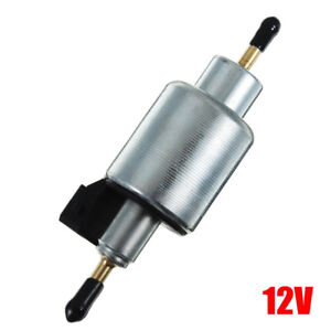 1 Pcs 12v Oil Fuel Pump 2kw To 5kw For Fits Webasto Eberspacher Heaters Part New