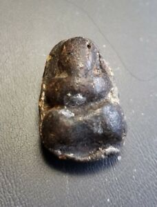 Old Phra Pidta Buddhist Amulet From Thailand