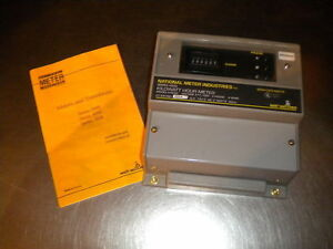 L6 National Meter Industries Kwhr Meter 4000 Series 277 480v 400a 3ph 4wire Deal