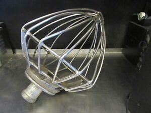 A2 140qt Quart Heavy Duty Ss Wire Whip Commercial Mixer