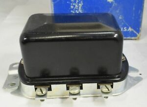 Voltage Regulator D621 D618 1953 1964 Gm 12 Volt 1119168 1119003 Nors Us Made
