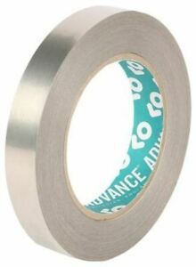 Advance Tapes At536 Conductive Tin Clad Copper Tape 10mm X 33m