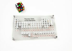 Complete Collection Of Elements Periodic Table Set With Display Case
