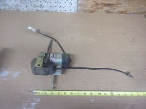 1988 Conquest Tsi Headlight Washer Pump Vb372827 71029003 Starion 1987 1989 Oem