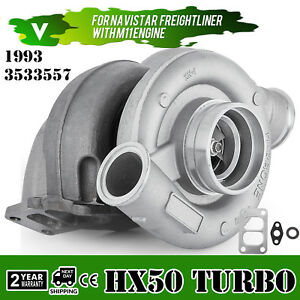 Ve Hx50 3533557 Diesel Turbocharger For Cumnins M11 Diesel Replace To Holset Rt