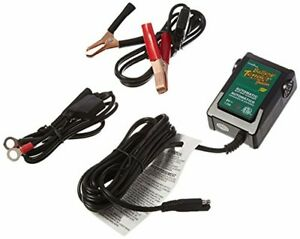 8v Battery Charger Maintainer For Golf Cart Motorcycle Tractor Antique Car Best