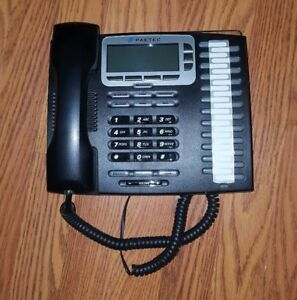 Allworx Paetec 9224p Lcd Display Voip Phone Does Not Include Stand