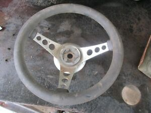 Superior 12 Inch Steering Wheel the 500 Rat Rod Hot Rod