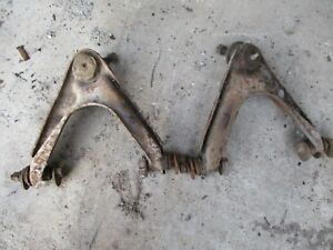 64 65 66 67 Belvedere Ii Satellite 67 Gtx Front Upper Control A Arms Oem Pair