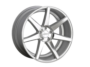 Vossen Cv7 Staggered 20x9 20x10 5 Silver Polished Face 5 114 3 Set 4 Wheels