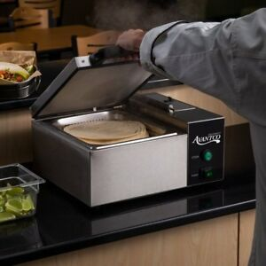 Quickshot Qs 1800 Countertop Tortilla Portion Steamer 120v 1800w