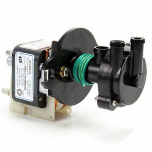 New Water Pump For Scotsman Ice Machine Dc33 Dce33