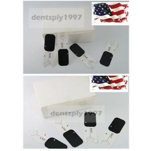 900pcs Dental Carton Protective Cover For Phosphor Plates Size0 size1 Usa