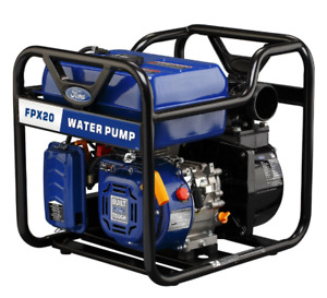 2 Inch Water Pump Transfer Pump Gas Powered Ford Fpx20