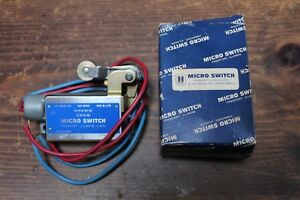 Micro Switch Honeywell 2ln1 1 rh Limit Switch 10a 250vac New In Original Box