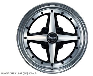 Work Equip01 Wheels Rims 15x7j 7 Set Of 4 For Toyota Ae86 Etc From Japan