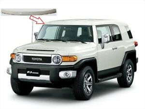 2007 2014 Toyota Fj Cruiser New White Upper Top Windshield Reveal Molding