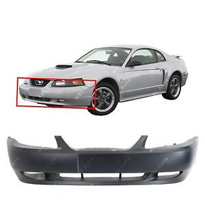 Front Bumper Cover Fog Lamps Holes 1999 2000 2001 2002 2003 2004 Ford Mustang Gt