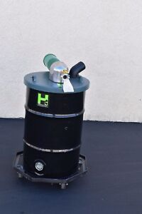 Hafcovac Industrial Vacuum Standard Anti Static 30 Gallon