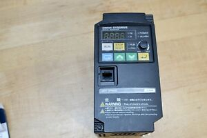 New Omron Frequency Inverter Ac Drive Vfd 3g3jx a2002