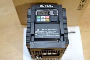 New Omron Frequency Inverter Ac Drive Vfd 3g3mx2 ab007 v1
