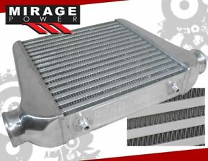 For 18 5 X 11 5 X 3 Jdm Tube And Fin Fmic Front Mount Intercooler For Subaru