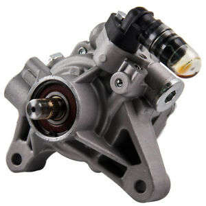 Premium Quality P S Power Steering Pump New For 2003 2005 Honda Accord 4cyl 2 4l
