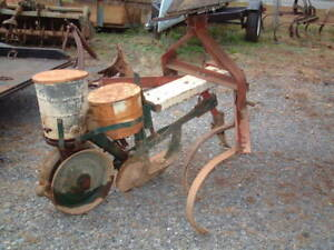 Heavy Duty Large Cole Cultivator Planter 3 Point Hitch 5 Ft X 4 Ft