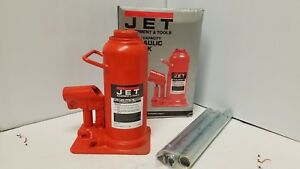 Jet Jhj 22 1 2 22 1 2 Ton Capacity Heavy Duty Industrial Bottle Jack 453322