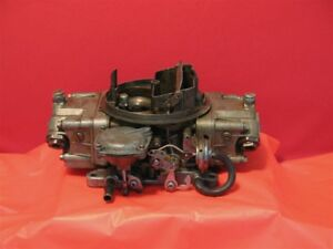 1967 Camaro 396 375hp Holley Carburetor 4 Spd 3916143 Ct List 3910 Service Date