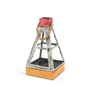 Metal Pyramid Buoy Hurricane