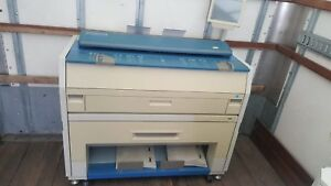 Kip 3000 Wide Format Plotter Print Scan Copy
